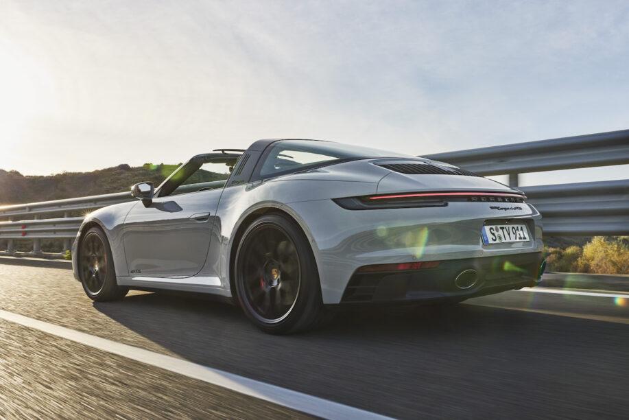 Porsche 992 GTS