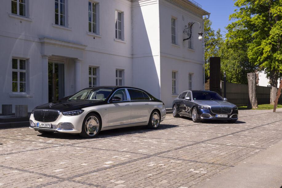 Zweven in een Mercedes-Maybach S-Klasse, voor welke prijs?