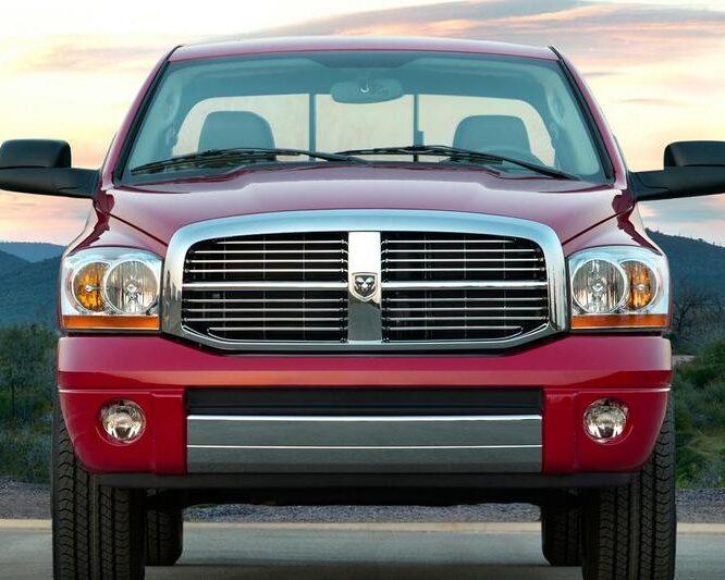 Facelift Friday: Dodge Ram 1500