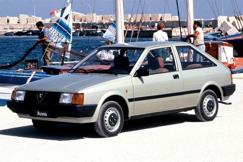 Het bijzondere verhaal van de Alfa Romeo Arna - Achtergrond