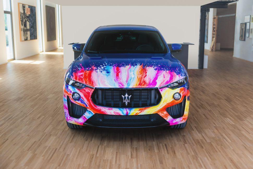 Maserati Levante Fuoriserie