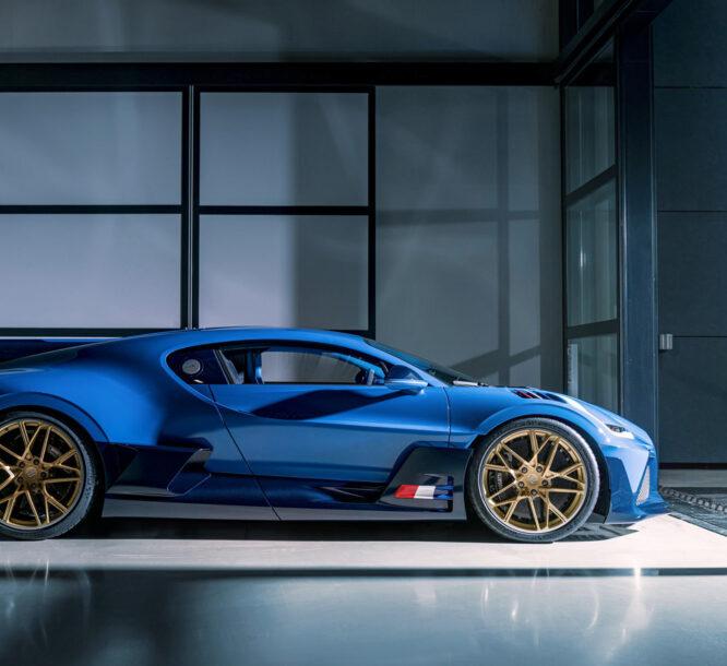 Laatste Bugatti Divo is ook de mooiste