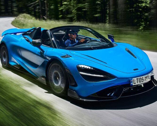 McLaren 765LT Spider onthuld