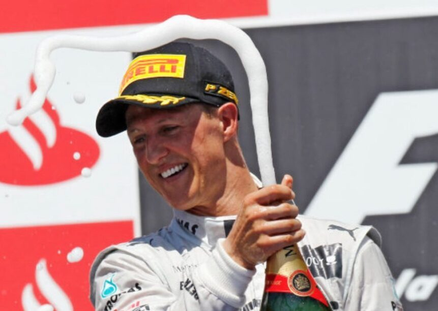 Officieel: Netflix maakt Michael Schumacher documentaire