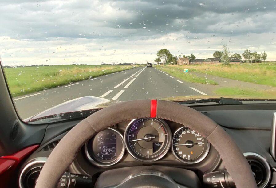 Trajectcontroles op N-wegen leveren veel boetes op