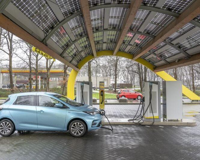 Waarom de elektromotor qua efficiency de beste is