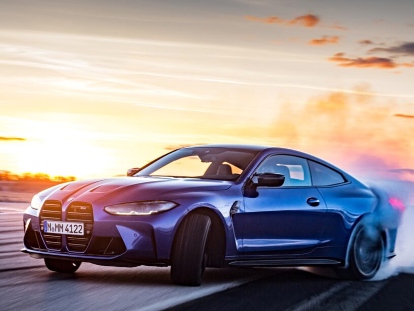 BMW M4 Ringtijd