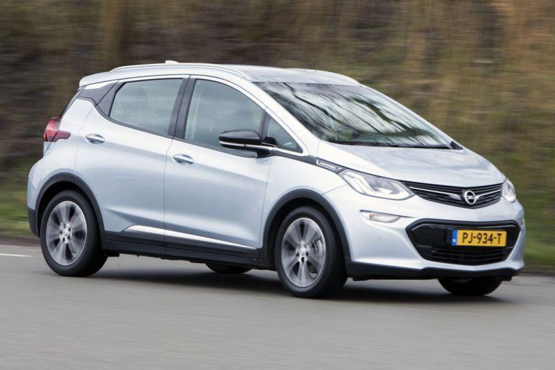 Grote terugroepactie voor Opel Ampera-e