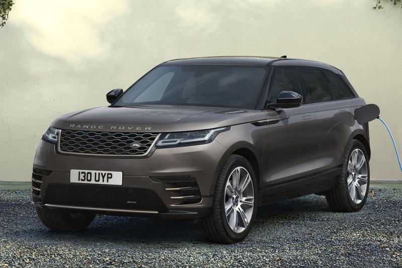Modeljaarupdate voor Range Rover Velar