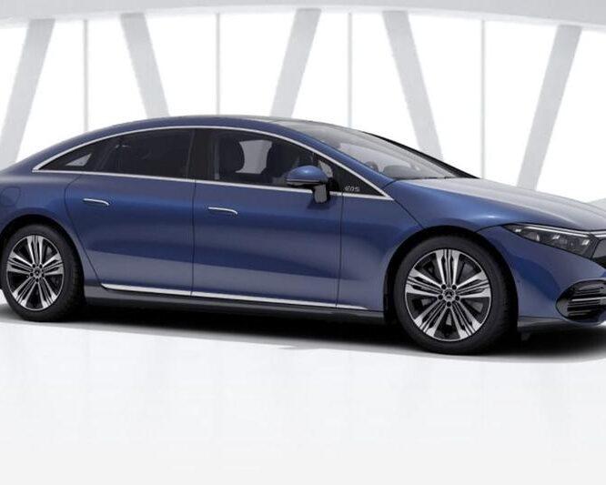 Mercedes-Benz EQS - Back to Basics