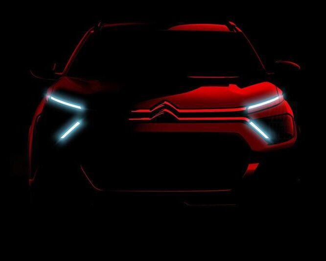 Nieuwe Citroën klaar voor onthulling