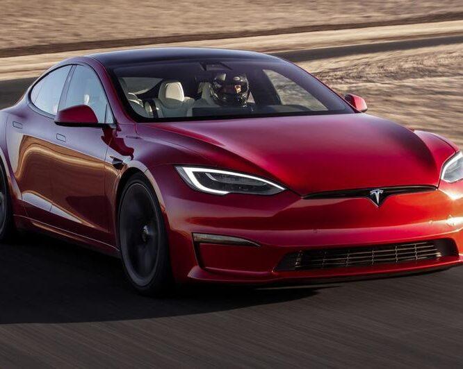 Tesla Model S Plaid is snelste elektrische auto op de Nürburgring