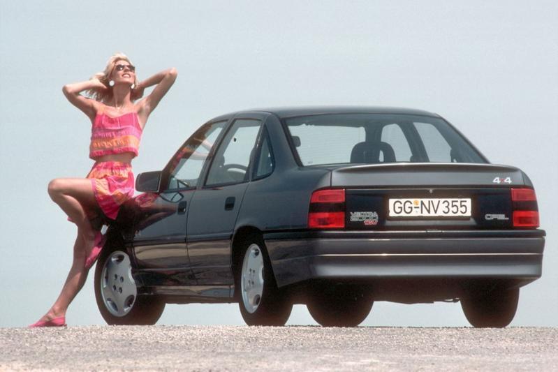 Waarom het jammer is dat de Opel Vectra 2000 geen GSi heette