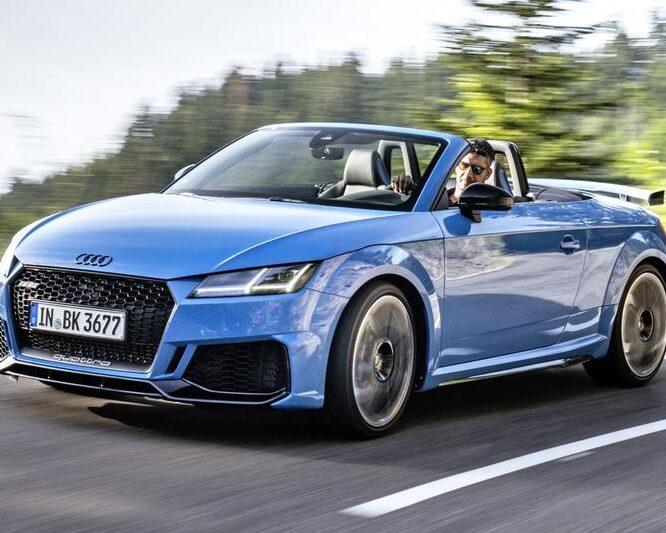 Audi TT RS - Eerste rijtest