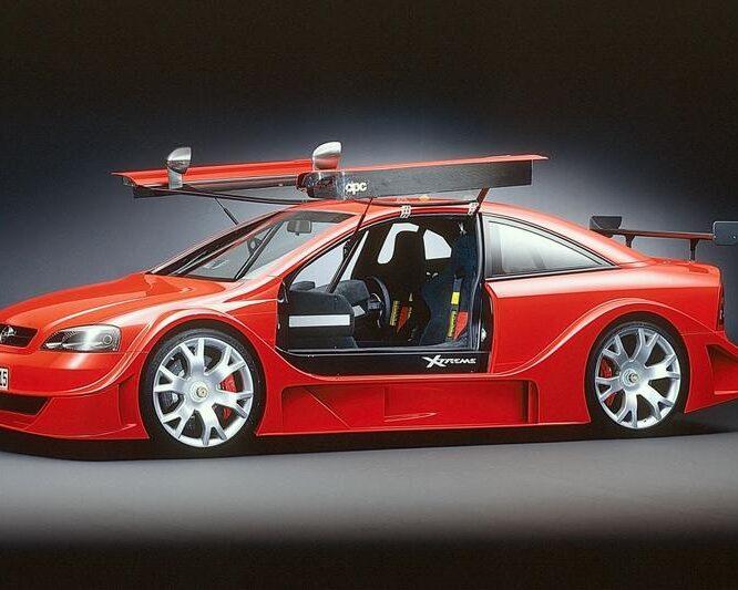 De 7 hoogtepunten van 30 jaar Opel Astra