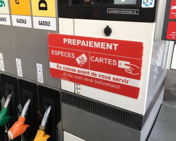 Frankrijk overweegt tijdelijke belastingverlaging brandstof