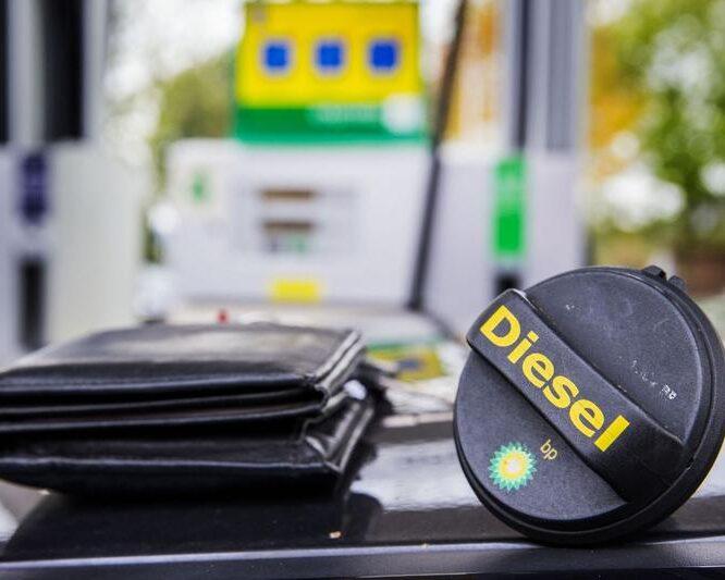 Hoe diesel uit de showroom verdwijnt - Deel 3