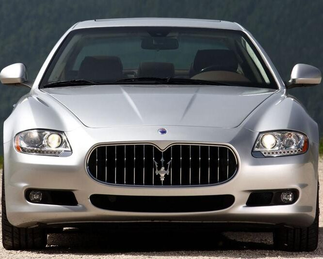 Maserati Quattroporte (2008) - Facelift Friday