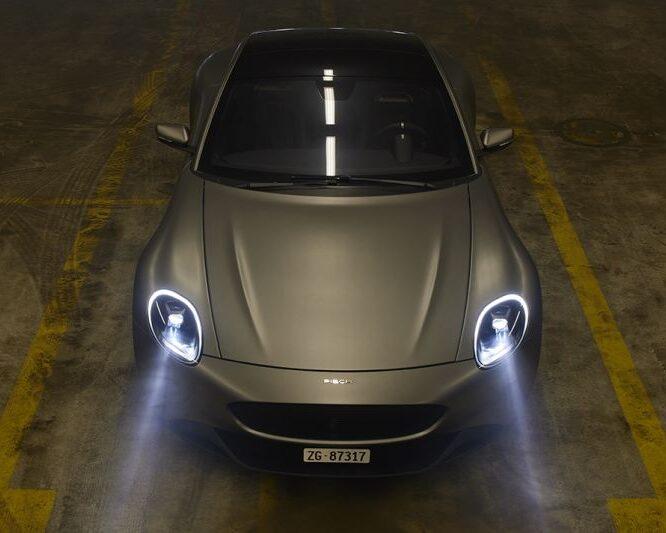 Piëch GT: elektrische retrocoupé klaar voor 2024