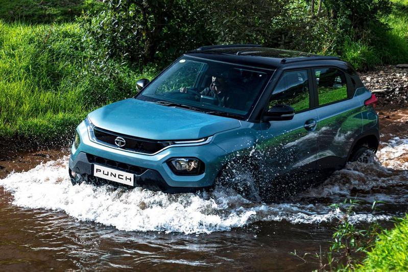 Tata Punch slaat compacte SUV-klasse binnen